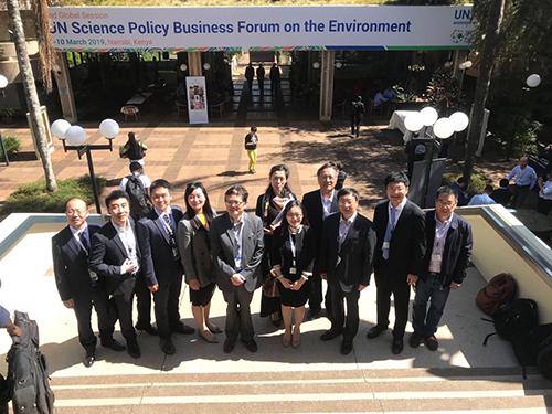 参加联合国环境规划署环境科学、政策和商业论坛.jpg